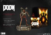 Doom 2016 collectors