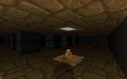 Lost episodes of doom e1m2 yellow key