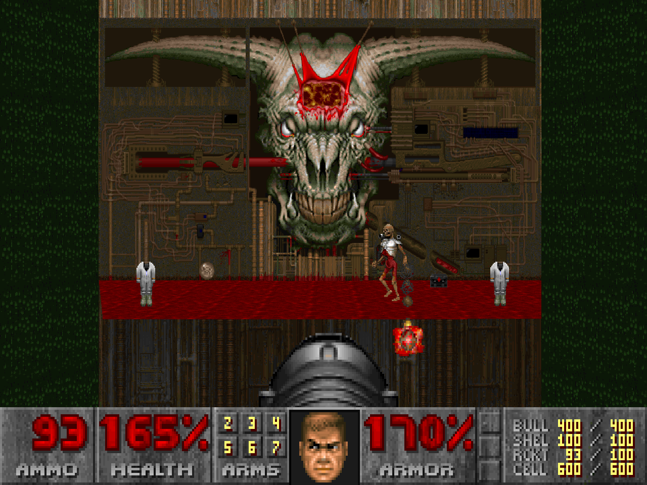 MAP30: Icon of Sin (Doom II) | Doom Wiki | FANDOM powered by Wikia