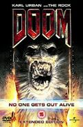 Movie DVD cover Region2