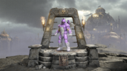 Slayer-Purple Pony