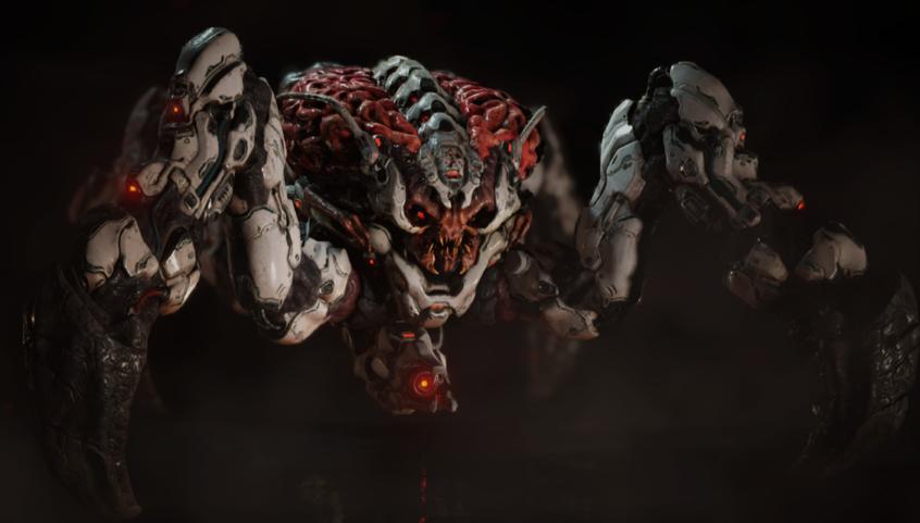 Kết quả hình ảnh cho Spider Mastermind – DOOM