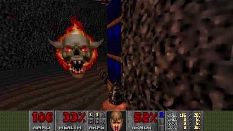 Doom (1993) - E3M2 Slough of Despair 4K 60FPS