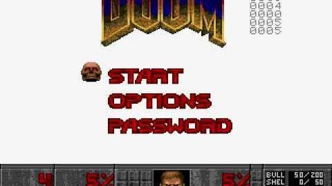 Doom (32X) Prototype Music - Main Theme