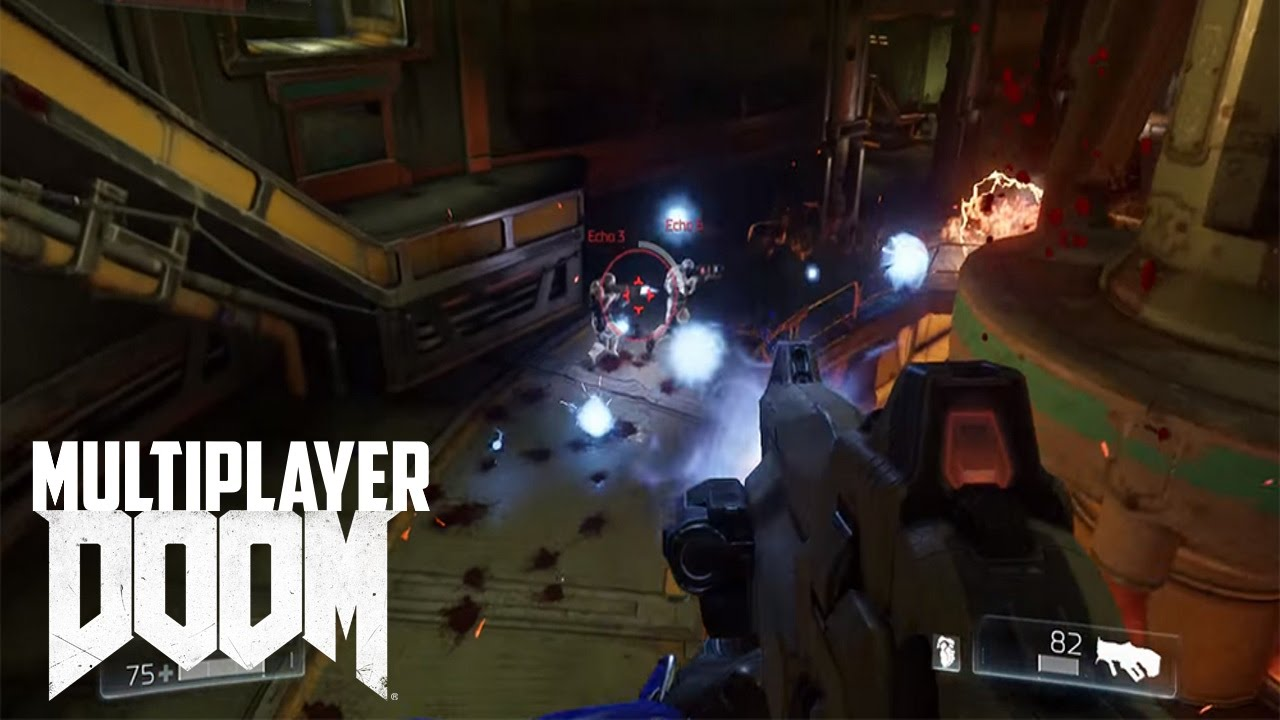 Multiplayer (2016) | Doom Wiki | FANDOM powered by Wikia