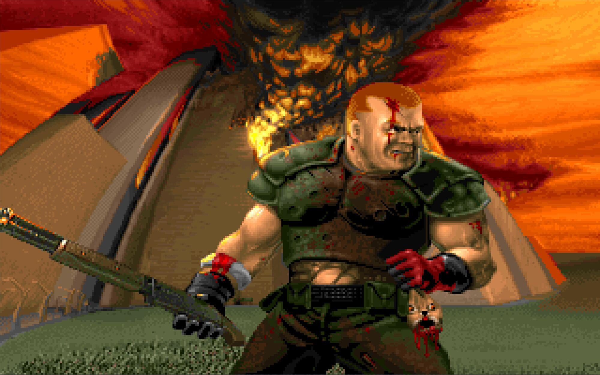 B J  Blazkowicz III   Doom Wiki   FANDOM powered by Wikia