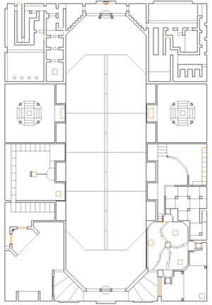 MasterLevels Catwalk map