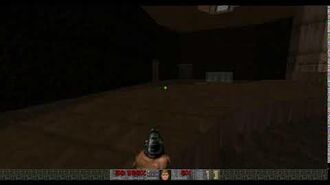 Doom II - Map 01 No Monsters, 6 Second Run (By AlexSS)-1