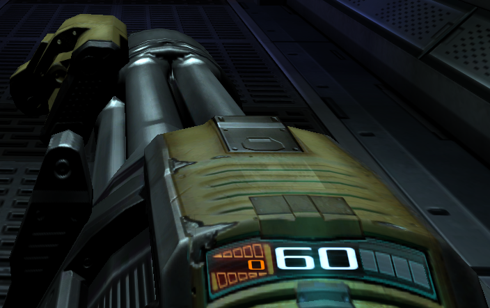 Chain Gun Doom 3 Doom Wiki Fandom Powered By Wikia