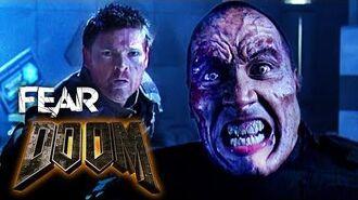 Sarge vs Reaper - Final Fight Scene Doom (2005)