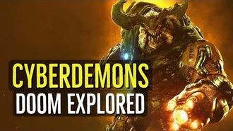CYBERDEMONS (DOOM Explored)