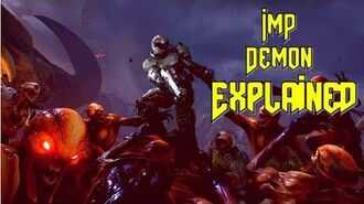 Prepping for Doom Eternal Lore and Morphology on Imps Biology, Breakdown, and Behavior Explained