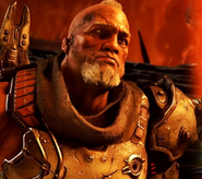 Betrayer Doom eternal