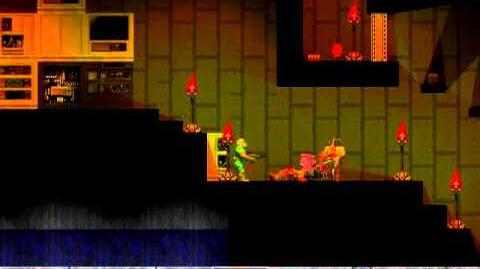 Doom 2D - Knee Deep in the Dead E1M1 - E1M4