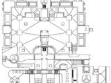 MAP19: Fortress: Security Complex (Strife)