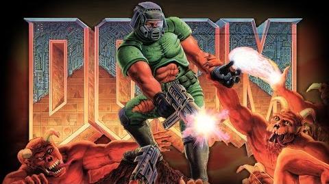 Прохождение Doom 2D Forever со всеми секретами -1