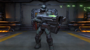 Doom (2016) vs Doom (93-94) Weapons Comparison - With 3rd Person Doom Guy Holding the Guns 2-52 screenshot