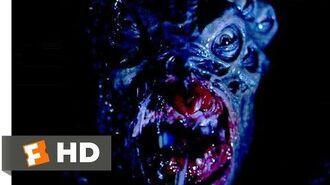 Doom (2005) - The Sewer Imp Scene (3 10) Movieclips
