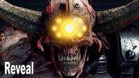 Doom Eternal - Doom Hunter Reveal Trailer QuakeCon 2019 HD 1080P