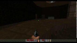 Doom II - Map 01 No Monsters, 6 Second Run (By AlexSS)-0