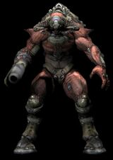 Cyberdemon/Doom 3