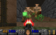 Crispy doom screenshot 1