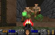 Crispy doom screenshot 1