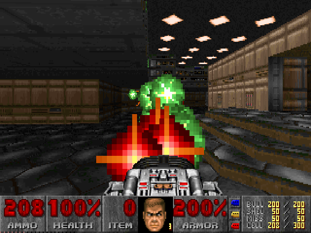 BFG9000 | Doom Wiki | FANDOM powered by Wikia