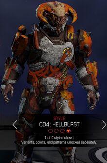 Hellburst