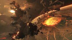 Shattered Mars DoomEternal