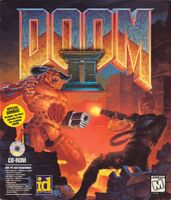 Doom II front cover