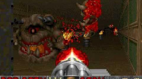 Doom 2 Hell On Earth- Map 23- Barrels O' Fun- Pt. 1 2