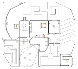 MasterLevels Subterra map