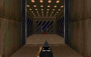 Lost episodes of doom e1m2 red key