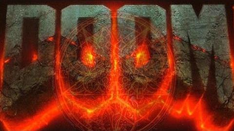 DOOM 4 Teaser Trailer E3 2014 (HD)