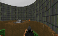 Lost episodes of doom e1m5 yellow