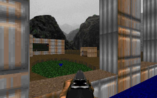 E1M1: Hangar (Doom) | Doom Wiki | Fandom