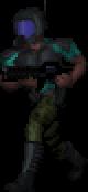 Doom64 marine