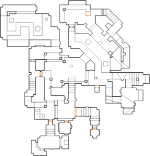 Cchest MAP11 map