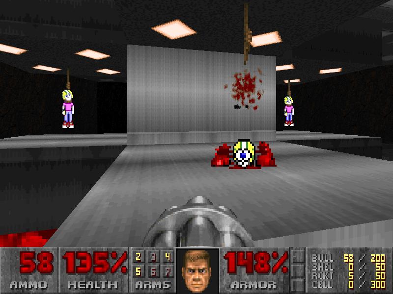 MAP32: Grosse (Doom II) | Doom Wiki | FANDOM powered by Wikia