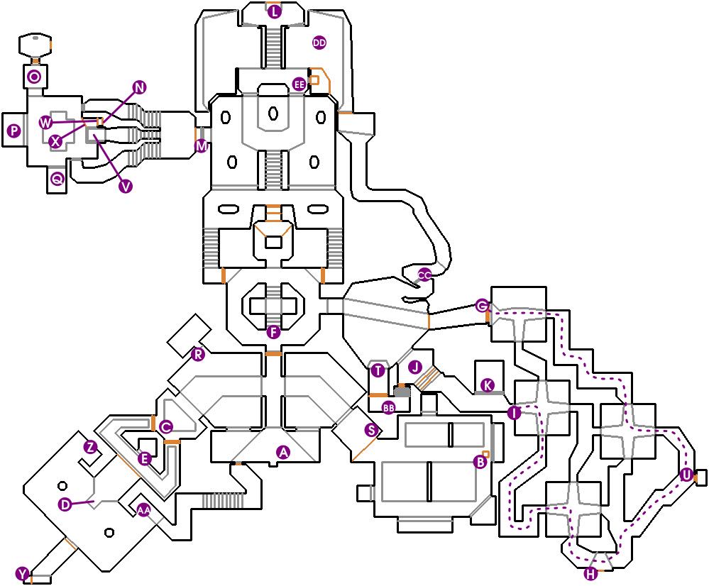 E1M6: Central Processing (Doom) | Doom Wiki | FANDOM powered