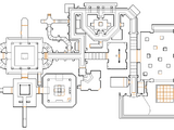 MAP58: The Mansion (PlayStation Doom)