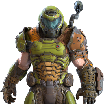 Doom Slayer Doom Wiki Fandom