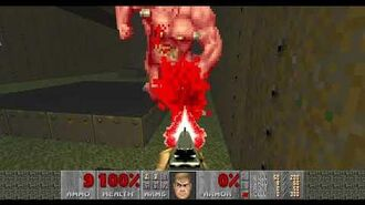 Doom II - Map03 The Gantlet - 16 Second Run (With Jumping)
