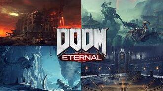 The Stunning Environments in DOOM Eternal (Part 1)
