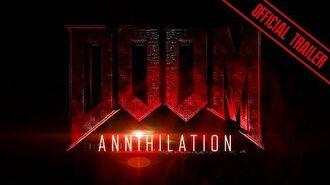 DOOM ANNIHILATION - Official Movie Trailer (2019) - Amy Manson, Louis Mandylor - horror