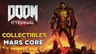 DOOM ETERNAL - Mars Core - ALL COLLECTIBLES GUIDE
