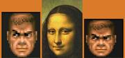 Aspect Ratio Mona Lisa