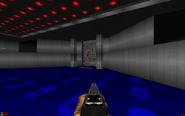 Lost episodes of doom e1m2 blue door