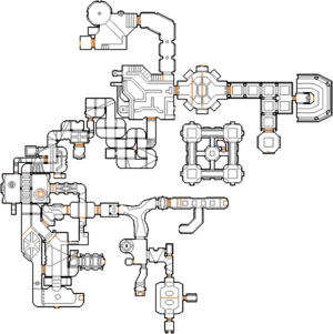 Cchest MAP22 map